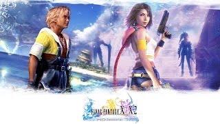 Final Fantasy X SD vs HD side-by-side comparison