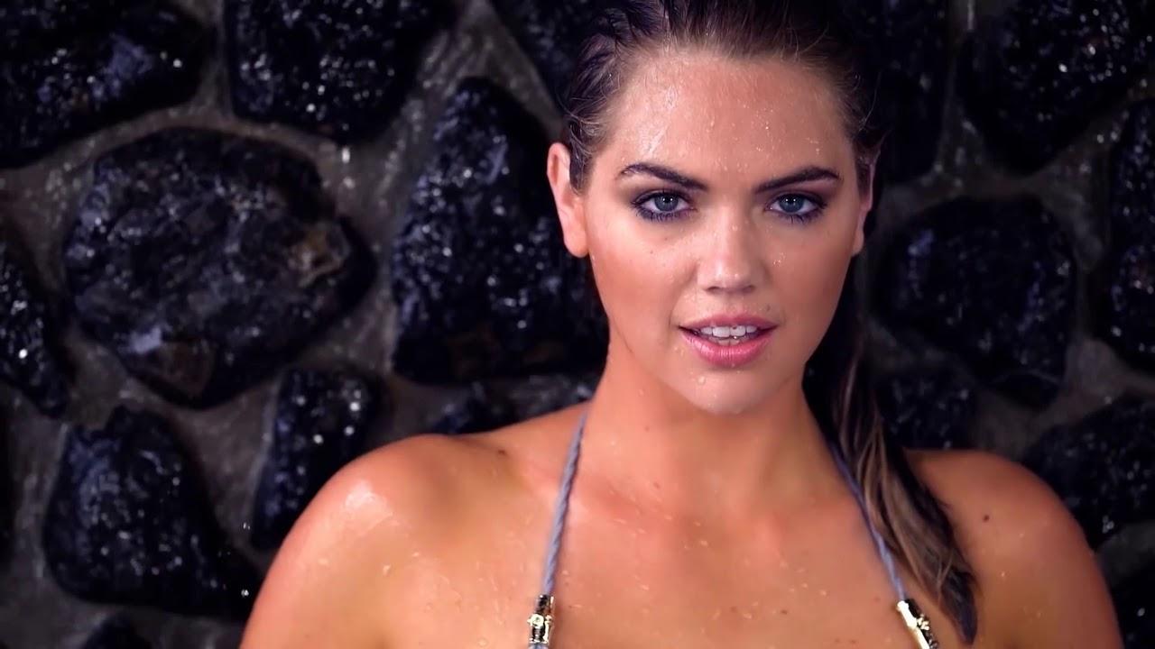 Kate upton american charming model summer sea - 4k kate upton ...