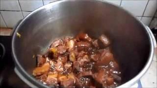 Pork Adobo (by Porthoscook)