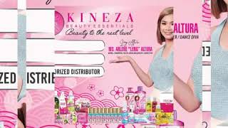 KINEZA BEAUTY ESSENTIALS AARANGKADA NA!!!