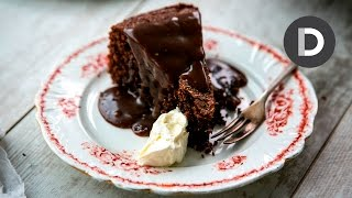 EPIC CHOCOLATE POLENTA CAKE!