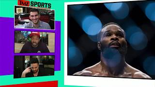 Tyron Woodley: 'Kamaru Usman Will Be Champion One Day...Just Not While i'm Fighting | TMZ Sports