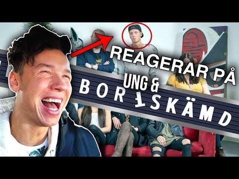 REAGERAR PÅ MIN SÄSONG I UNG & BORTSKÄMD