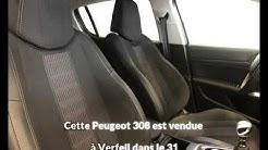 Peugeot 308 occasion visible à Verfeil présentée par Peugeot verfeil automobiles