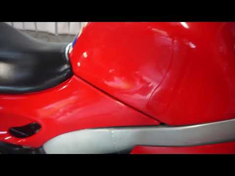 MOTORBIKES 4 ALL REVIEW TRIUMPH SPRINT ST RED 955