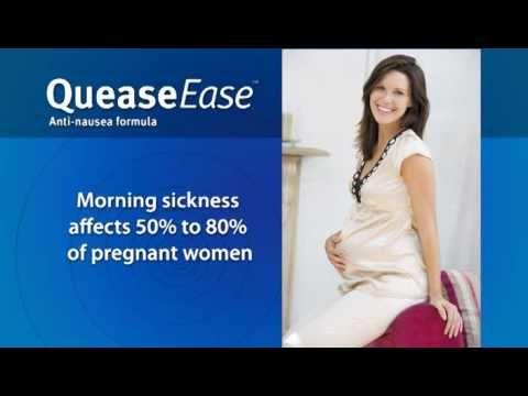 QueaseEase Anti Nausea Formula - Product Education