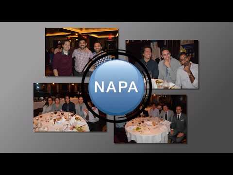 NAPA Resident Networking Event Downtown NY 2018