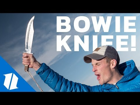 Bowie Knife for Survival?