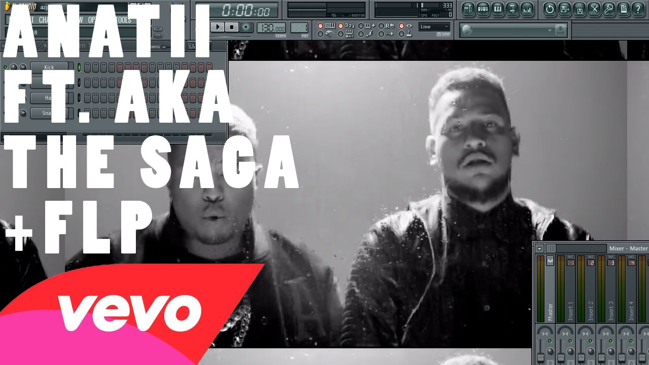 Anatii - The Saga Ft. AKA Lyrics - Kasi Lyrics