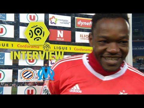 Interview de fin de match : Montpellier Hérault SC - Olympique de Marseille (1-1) / 2017-18