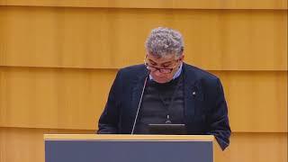 """Intervento durante la Plenaria a Bruxelles del parlamentare europeo Pietro Batolo sulla """"Situazione umanitaria dei rifugiati e dei migranti alle frontiere esterne dell'UE"""""""