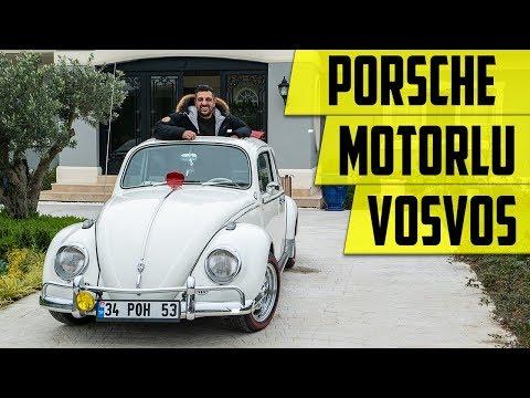 Porsche Motorlu Vosvos