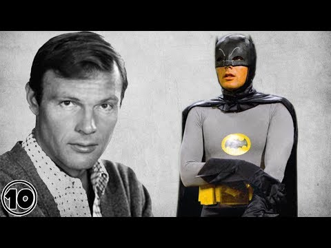 Top 10 Adam West Surprising Facts