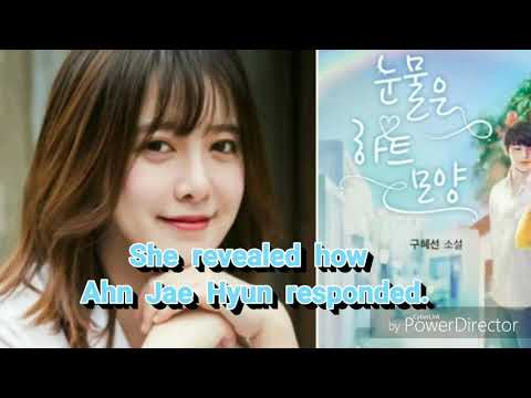 Ku Hye Sun Releases Novel Containing Stories About Dating Ahn Jae Hyun And Ex-Boyfriends