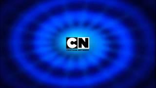 Dessin animé Dessins animés pare-chocs avec 2010 CN logo