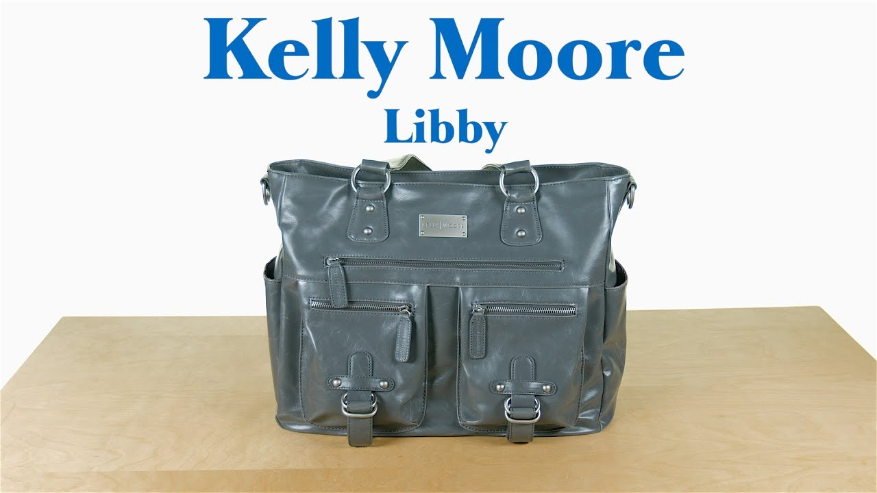 Kelly Moore Libby Grey Camera Bag Kmb Gry Overview