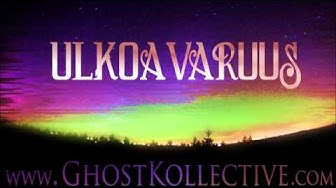 Ghost Kollective - Ulkoavaruus video (From Part Way There - 61 moons EP)