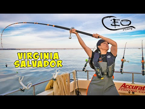 Fishing With Unforgettable Virginia : Angler Spotlight