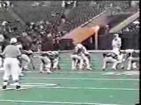 Jay Cutler - 2000 3A Indiana Football Championship