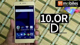 10 or D: Unboxing | Hands on | Price [Hindi-हिन्दी]