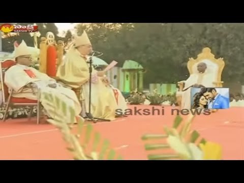 Joseph Rajarao Ordained 6th Bishop in Vijayawada
