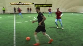 Поле 1 7 112 УКРАЇНА 1 1 PROMETHEUS SFCK Street Football Challenge Kiev