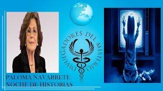 NOCHE DE HISTORIAS por PALOMA NAVARRETE