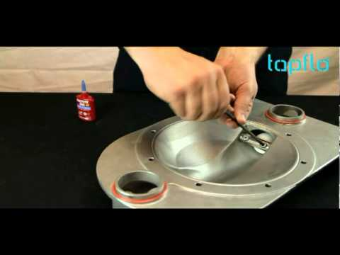 T120 stainless steel diaphragm pump assembly youtube t120 stainless steel diaphragm pump assembly ccuart Gallery