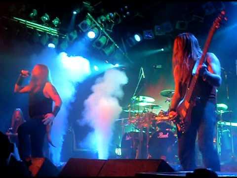 Amon Amarth - North Sea Storm (live)