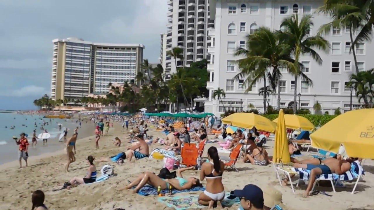 Waikiki Beach 2017 You