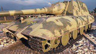 Jagdpanzer E 100 - 170 mm BOOM STICK - World of Tanks Gameplay