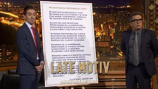 LATE MOTIV - David Broncano. Movidas de verano| #LateMotiv106