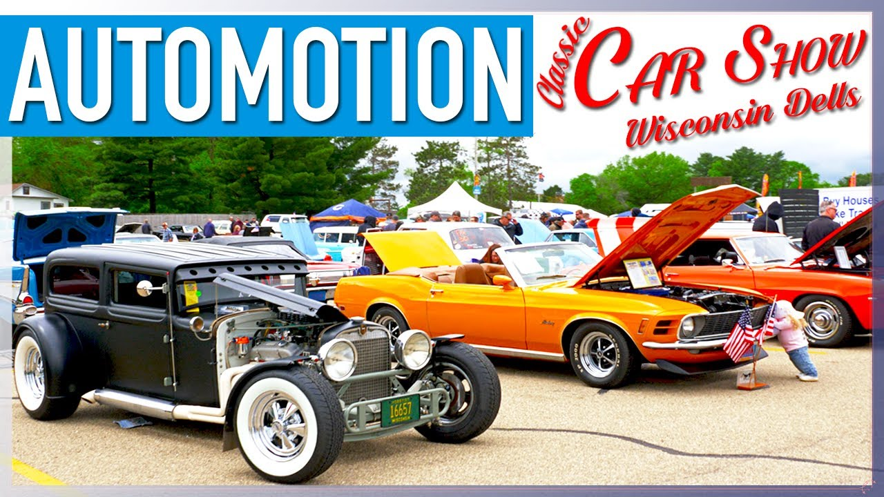 Automotion Car Show Wisconsin Dells