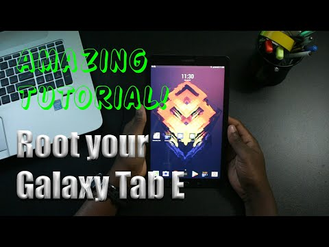 Amazing Tutorial! How to root your Samsung Galaxy Tab E