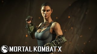 mortal kombat x jacqui briggs shotgun klassic tower on very hard no matches rounds lost