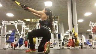 Фитнес влог | тренировка ног | во что превратилось фитнес-бикини |