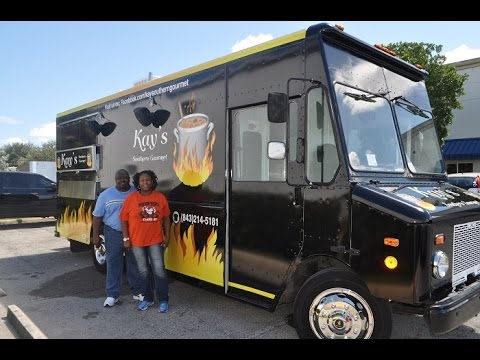 Kay's Southern Gourmet Food Truck