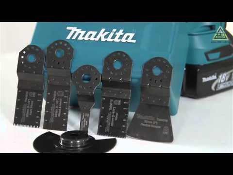 Многофункциональный электроинструмент Makita