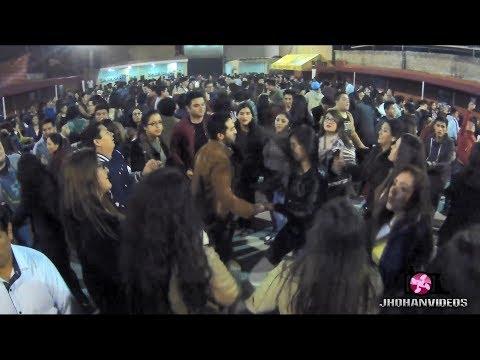 BANDA CONCERT BAND PERU - MIX HUAYNOS - FIESTA DE SAN LUIS 2017