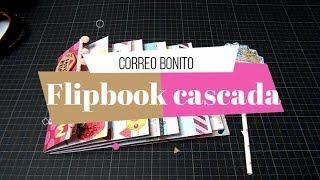Correo Bonito Veraniego | Flipbook cascada | Yoltzin handmade