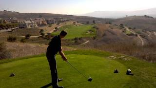 The Ranch Golf Club - Hole 1