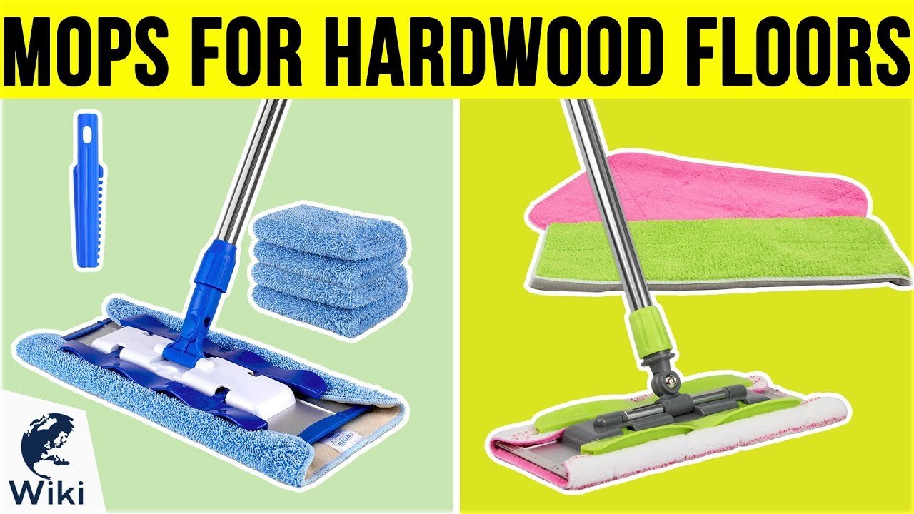 Top 10 Mops For Hardwood Floors Of 2019