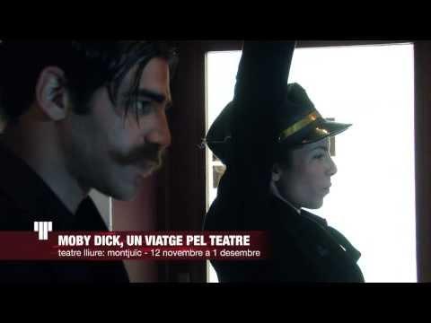 Moby Dick, un viatge pel teatre - trailer