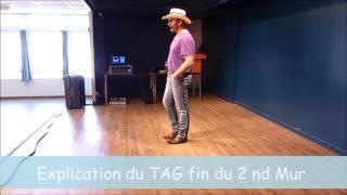 Secrets - Explications - Danse Country