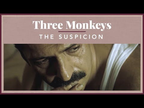 Three Monkeys - The Suspicion