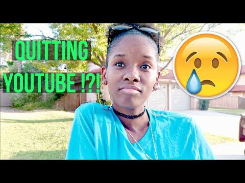 QUITTING YOUTUBE !?! | LACY'S FILES