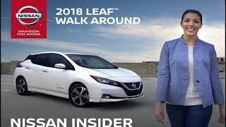 2018 Nissan LEAF Walkaround - Nissan Insider