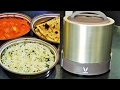 How to keep hot lunch hot for longer time | Valentine Day Surprise | Tiffin Box