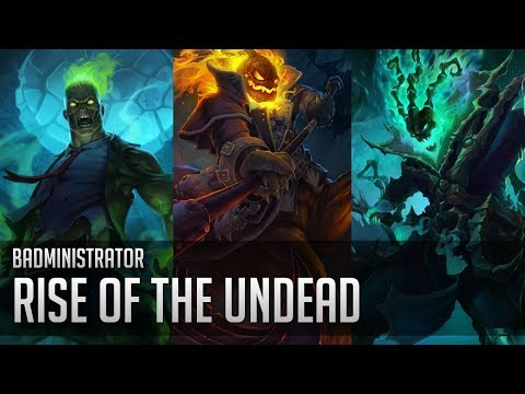 Badministrator - Rise of the Undead (Harrowing Tribute)