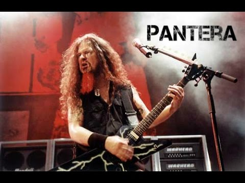 Pantera - Yesterday Don't Mean Shit (Live at Ozzfest 2000)